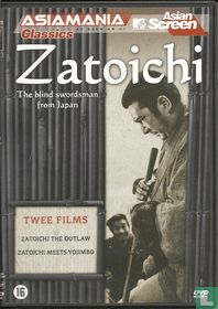 Zatoichi the Outlaw + Zatoichi meets Yojimbo