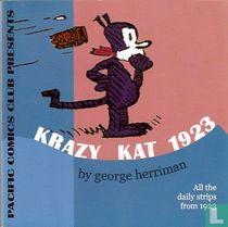 Krazy and Ignatz - Daily Strips 1923