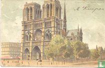 Paris 23 La Cathedrale