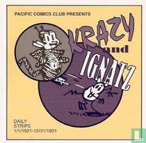 Krazy and Ignatz - Daily Strips 1921