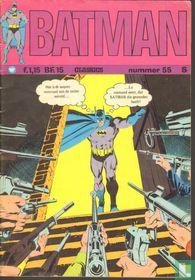 Batman Classics 55
