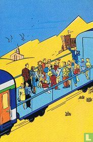 Kaart voor SNCF