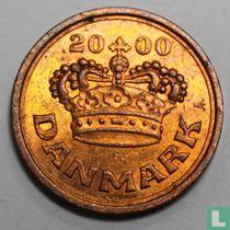 Denemarken 50 øre 2000