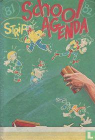 School strip agenda '81 '82