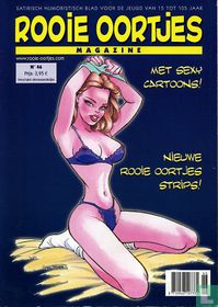 Rooie oortjes magazine 46