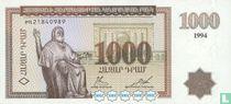 Armenië 1000 Dram 1994