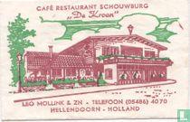 "Café Restaurant Schouwburg ""De Kroon"""