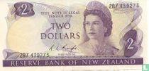 Nieuw-Zeeland 2 Dollars