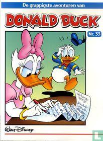 De grappigste avonturen van Donald Duck 33