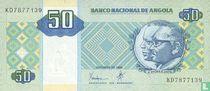 Angola 50 Kwanzas 1999