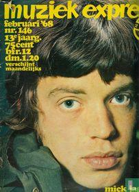 Muziek Expres magazines / journaux catalogue