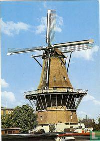 """Amsterdam """"De Bloem"""" kaart nr 18"""