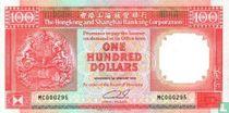 Hongkong 100 Dollars