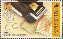 postzegel verzamelen