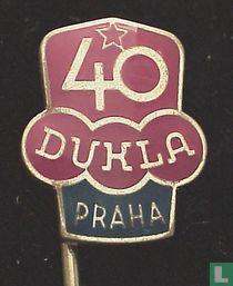 40 Dukla Praha
