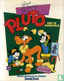Pluto wint de poedelprijs