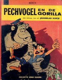 Pechvogel en de gorilla