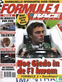 Formule 1 RaceReport 1
