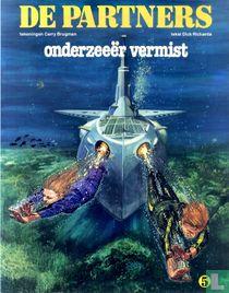 Onderzeeër vermist