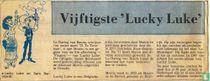 Vijftigste 'Lucky Luke'