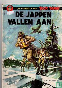 De Jappen vallen aan