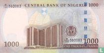 Nigeria 1.000 Naira 2007