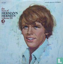 The Best of Herman's Hermits Volume III