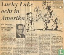 Lucky Luke echt in Amerika