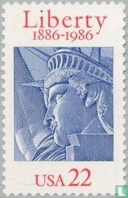 Statue of Liberty 1886-1986