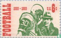 Intercollegiate football 1869-1969