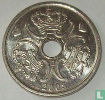 Denemarken 2 kroner 2005