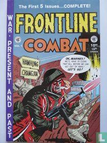 Frontline Combat 1 - 5 complete