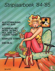 Stripjaarboek '84-'85