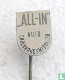 """""""All-In"""" Auto onderhoudsmiddelen [grey]"""