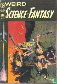 Weird Science-Fantasy #29