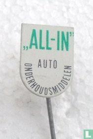 """All-In"" Auto onderhoudsmiddelen [green]"