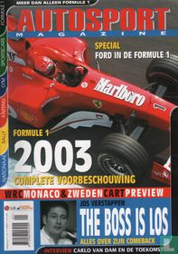 Autosport Magazine 1