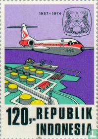 Indonesische Staatsoliemaatschappij 1957-1974