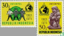 Interpol from 1923 to 1973
