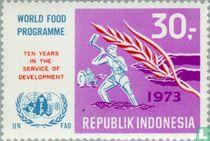 World Food Programme 1963-1973