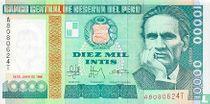 Peru 10.000 Intis 1988