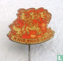 Knir, Knar Knor [oranje]