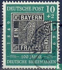 100 Jahre Deutsche Briefmarken