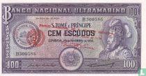 Sao Tomé en Principe 100 Escudos