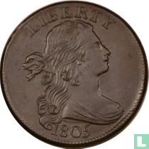 Verenigde Staten 1 cent 1805