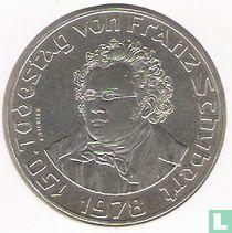 "Austria 50 schilling 1978 ""150th anniversary of the death of Franz Schubert"""