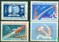 Eerste bemande ruimtevlucht