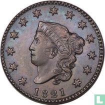 Verenigde Staten 1 cent 1821