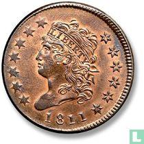 Verenigde Staten 1 cent 1811