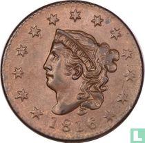 Verenigde Staten 1 cent 1816